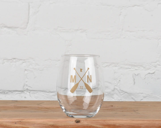 Parlour Stemless Wine Glass