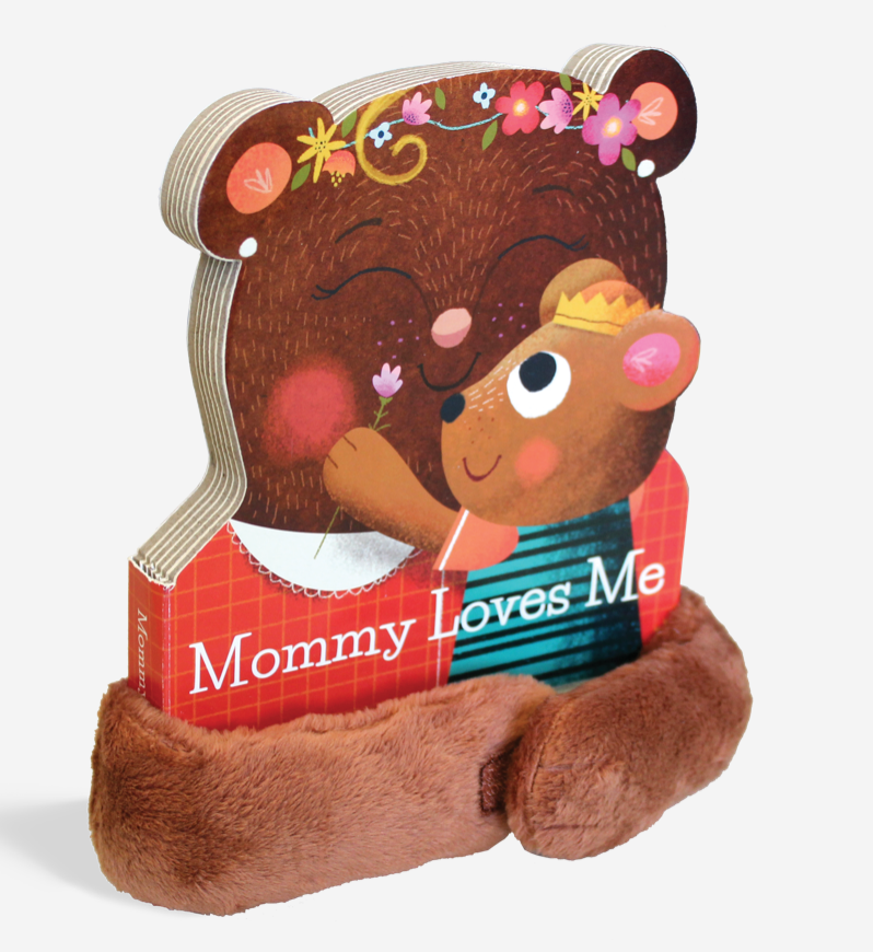 Mommy Loves Me - Children's Book