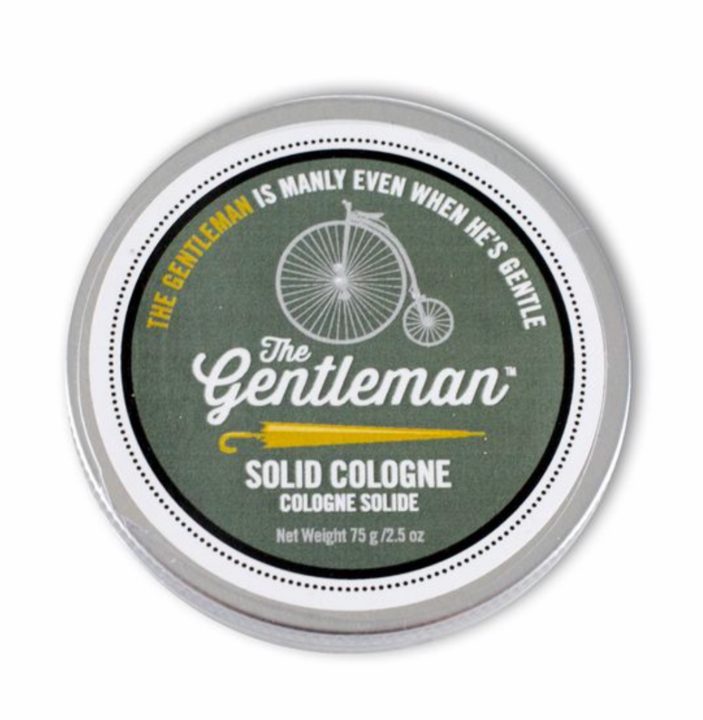 The Gentleman Solid Cologne - 2.5 oz