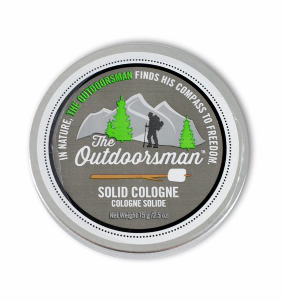 The Outdoorsman Solid Cologne - 2.5oz