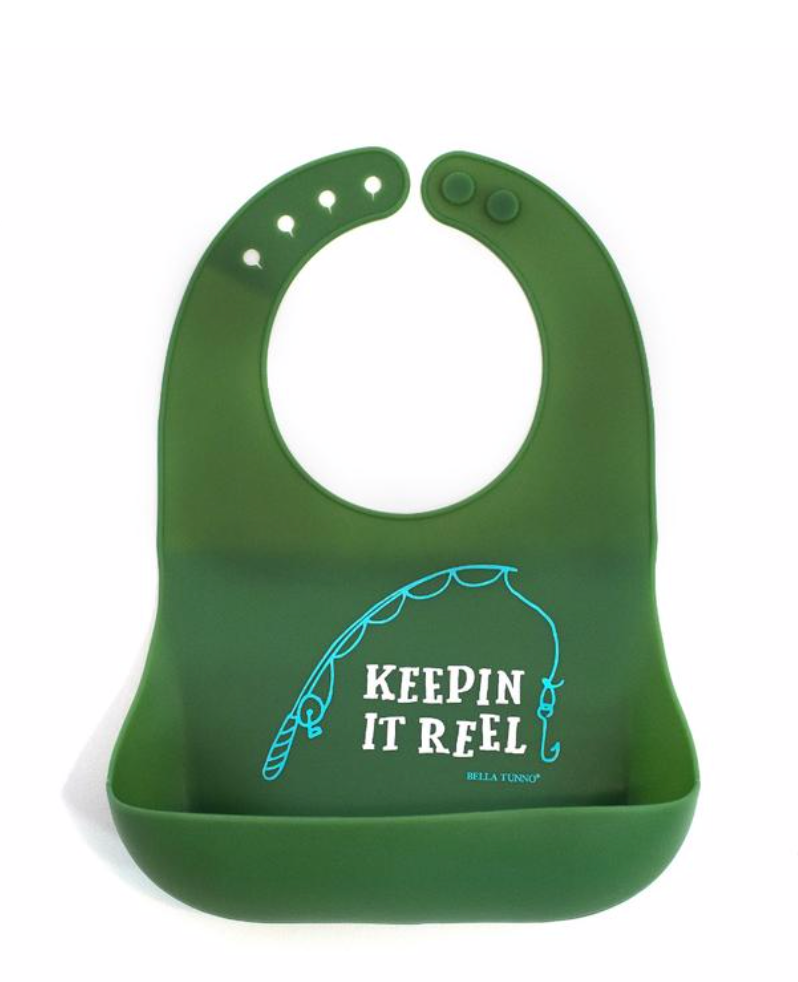 Keeping It Reel Wonder Bib