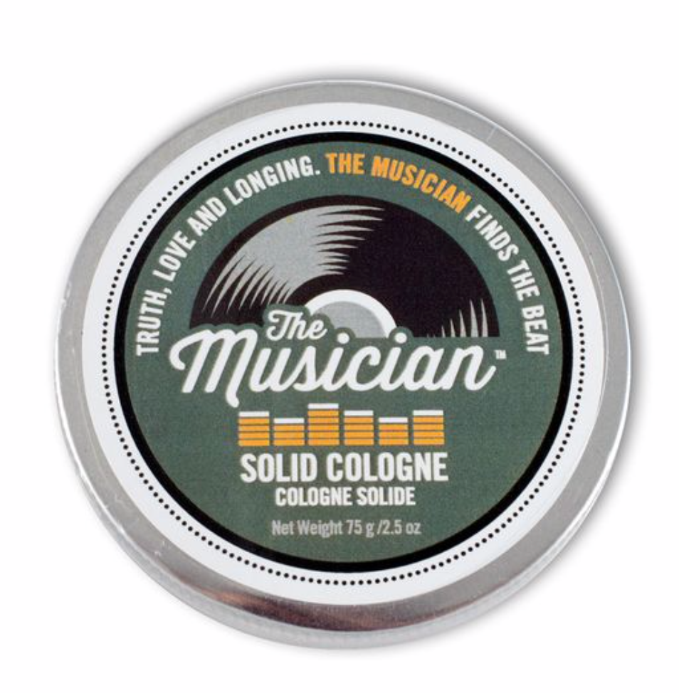The Musician Solid Cologne - 2.5 oz