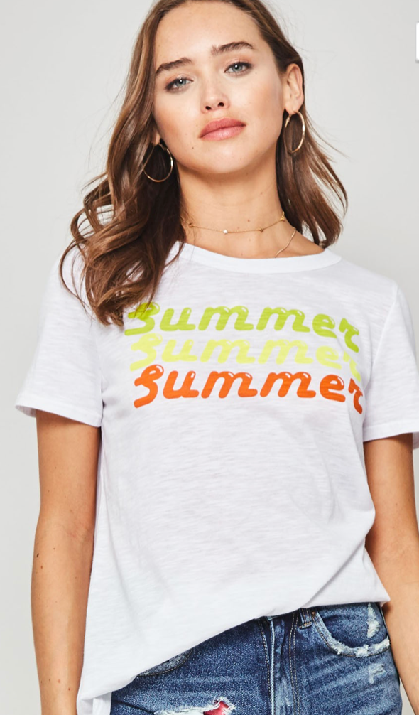 Summer Retro Shirt