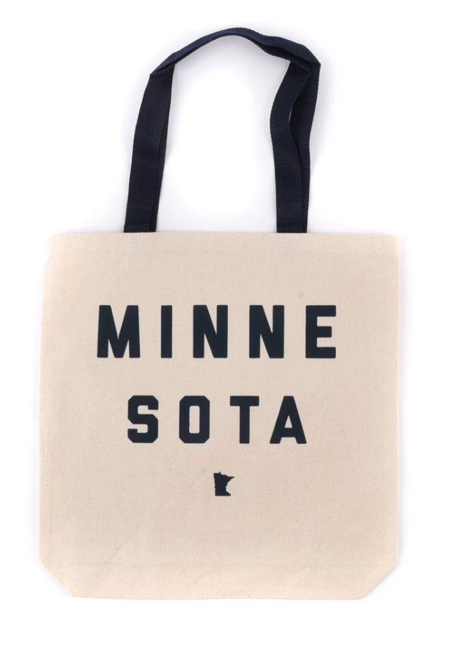 Midtown Market Bag - Canvas/Navy