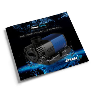 PondMAX EVOII Pumps