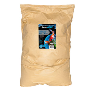 PondMAX Fish Food Pellets 15KG - 6mm