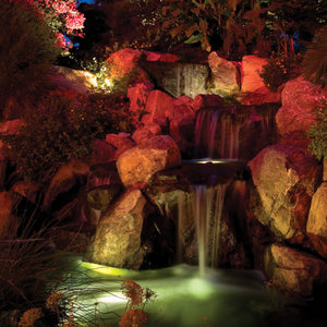 PondMAX 3 LED Multi Colour Pond & Garden Light + Remote