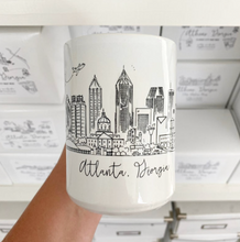 Load image into Gallery viewer, Atlanta Empire City Mug