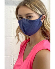 Load image into Gallery viewer, Navy F-11 Face Mask Cotton
