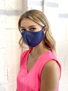 Navy F-11 Face Mask Cotton