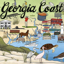 Load image into Gallery viewer, Georgia Coast Puzzle