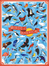 Load image into Gallery viewer, Birds of America Puzzle