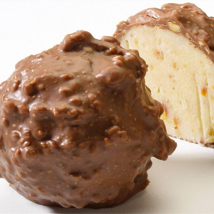 Butter Toffee Truffle