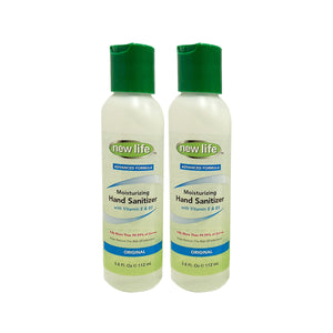 BOGO! 3.8 oz. Moisturizing Hand Sanitizer, 70% isopropyl Alcohol