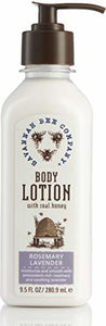 9.5 oz. Rosemary Lavender Body Lotion