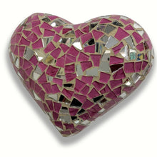 Load image into Gallery viewer, Mosaic Heart, Mixed With Mirrors Collection