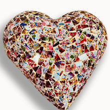 Load image into Gallery viewer, Mosaic Heart, Happy Colors Collection