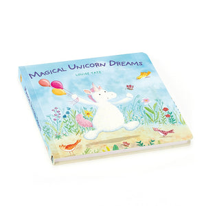 Jellycat Fuddlewuddle Unicorn and Book Set