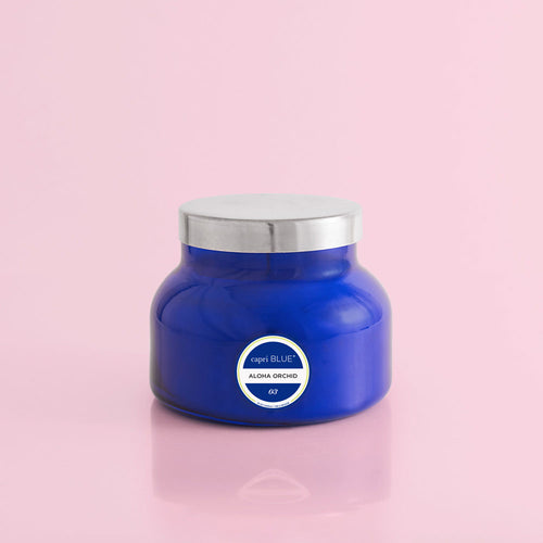 Aloha Orchid Blue Signature Jar NO.3