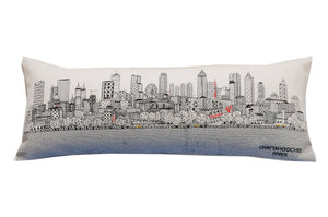 Atlanta Queen Day & Night Pillow