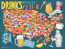 Load image into Gallery viewer, Drinks Across America Puzzle