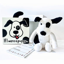 Load image into Gallery viewer, Jellycat My First Dog and Book Set