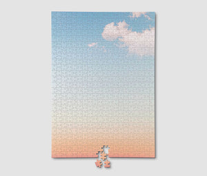 Dawn 500 Pieces Jigsaw Puzzle