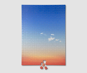 Dusk 500 Pieces Jigsaw Puzzle