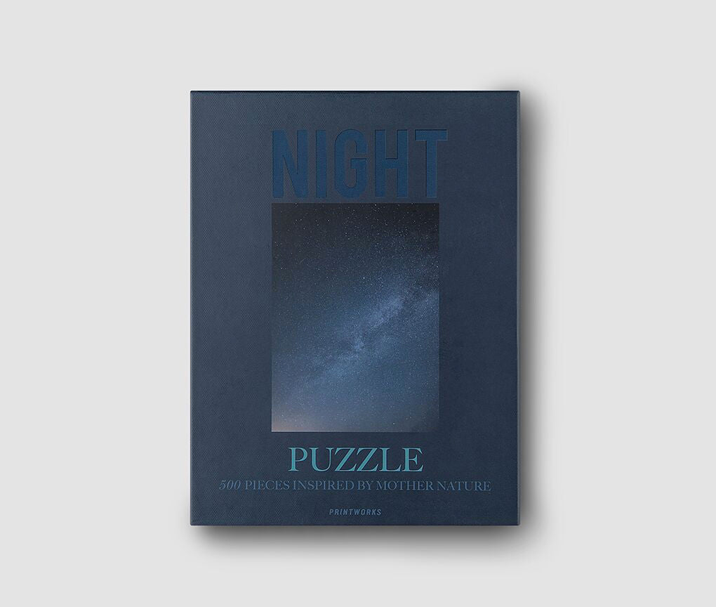 Night 500 Pieces Jigsaw Puzzle