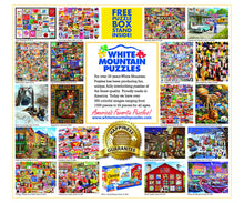 Load image into Gallery viewer, PRE-ORDER Presidential Stamps - 1000 Piece Jigsaw Puzzle