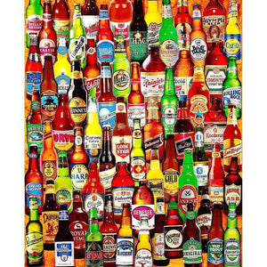 99 Bottles of Beer on the Wall - 1000 Piece Jigsaw Puzzle
