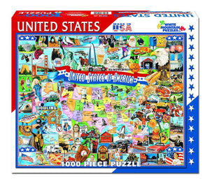PRE-ORDER Presidential Stamps - 1000 Piece Jigsaw Puzzle