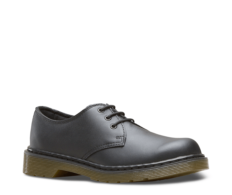 Everley Youth - Black Leather