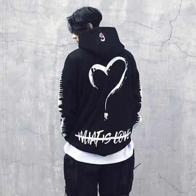 WHAT IS LOVE HOODIE - Mika Top ™