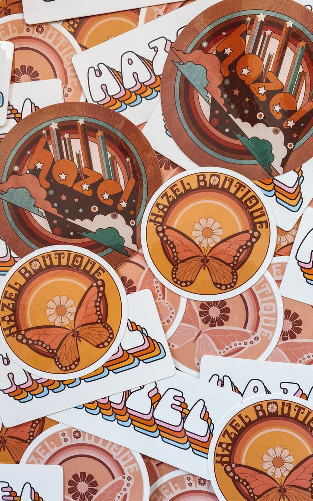 Hazel Stickers