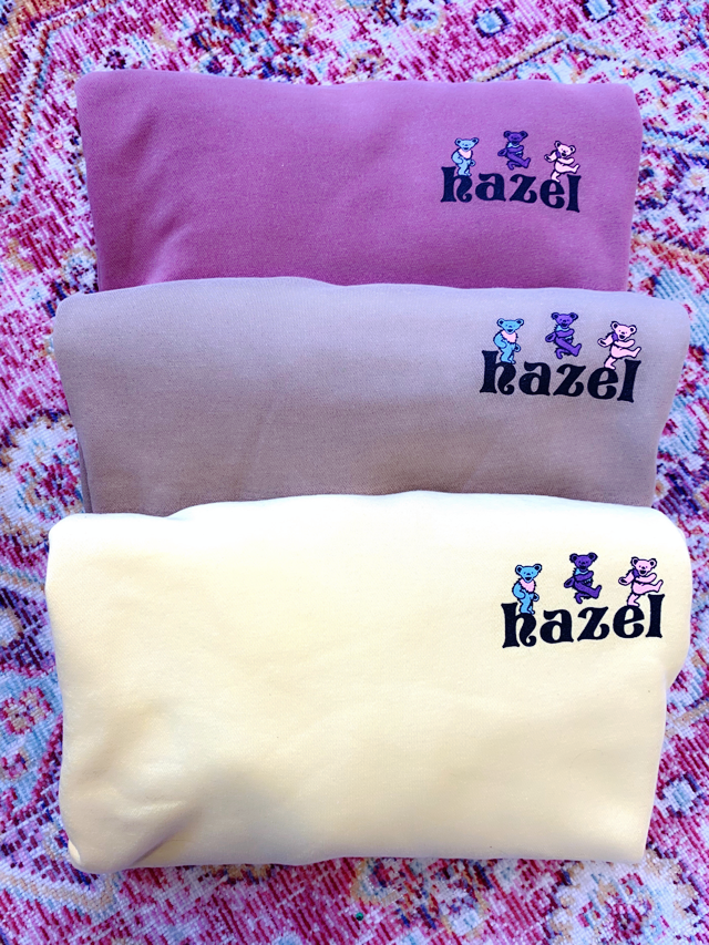 Hazel Bear Sweatshirt