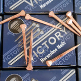 VICTORY Copper Coated Nails