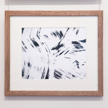 Load image into Gallery viewer, In The Sixth, We Would See A Plane Of Possible Worlds - Framed Print