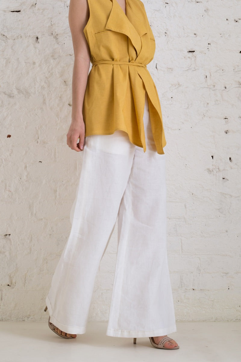 Bianca hemp trousers