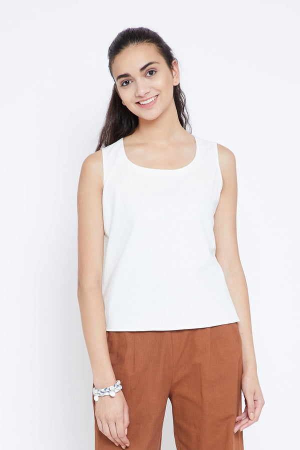 Big Sur organic cotton top