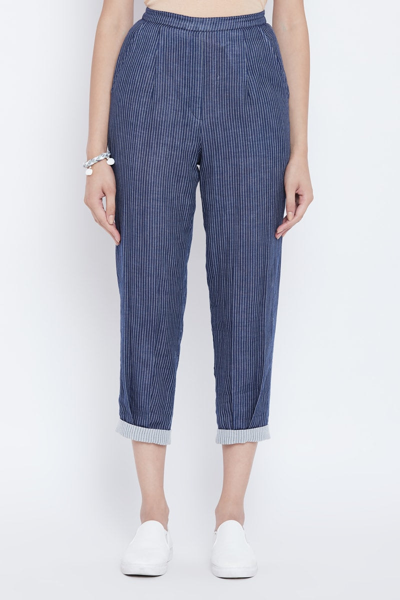 Roadtrip Ready organic cotton pants
