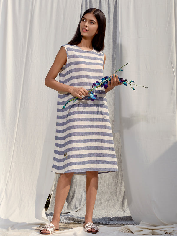 Warp It Up organic cotton khadi dress