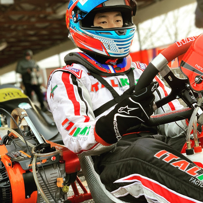 Driver Diary - Kason Lau from Jr. to Sr.
