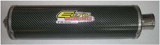 TM Silencer - Carbon Fiber - Italian Motors USA LLC