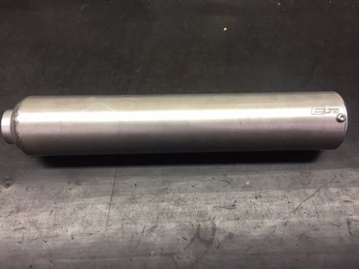 "Elto 14"" Stock Honda Silencer - Italian Motors USA LLC"