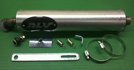 RLV Stock Moto Silencer Kit