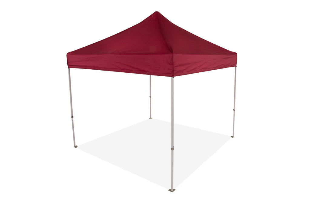 "10x10 Type CL Instant Canopy <font color=""red"">STEEL</font> Frame with Top"