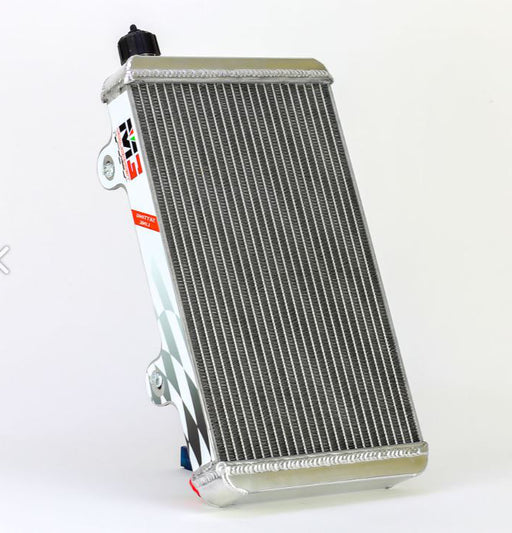 EM-01 Radiator - 250mm x 430mm x 40mm - Italian Motors USA LLC