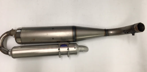 IAME KF3 Exhaust Pipe - Italian Motors USA LLC
