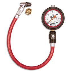 Liquid Filled Tire Gauge - 0-30